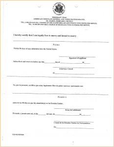 Letter Of Intent to Marry Template - Letter Intent K1 Visa Inspirationa Intent to Marry Letter 12