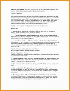 Letter Of Interest for Job Template - Statement Interest Template Beautiful Resume and Cover Letter