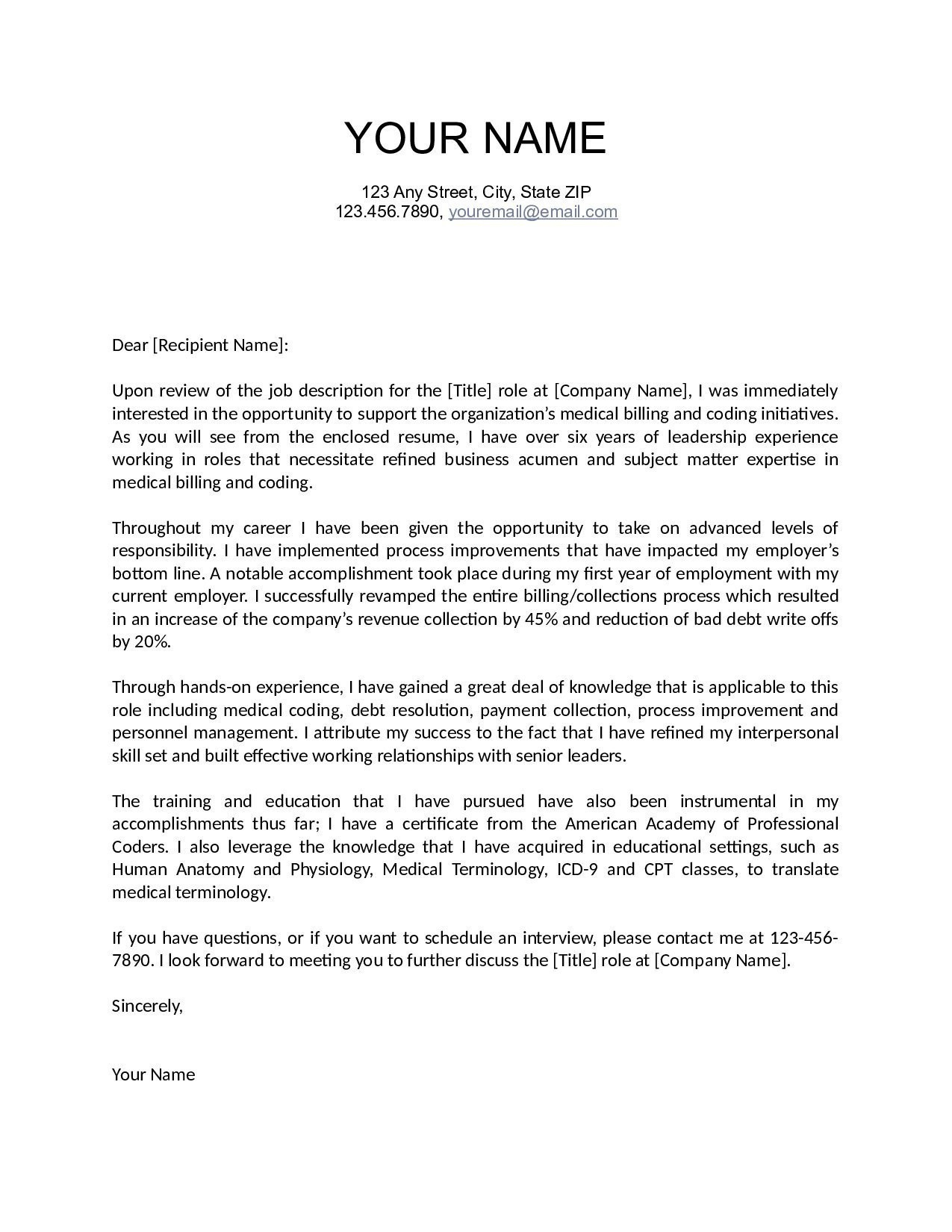 letter of interest for job template example-Letter Interest Email Template Letter Interest for Job New Cover Letter Examples for Internship 6-o