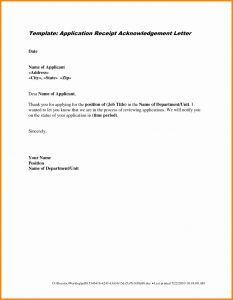 Letter Of Interest Template Microsoft Word - Letter Intent for Promotion Template Download