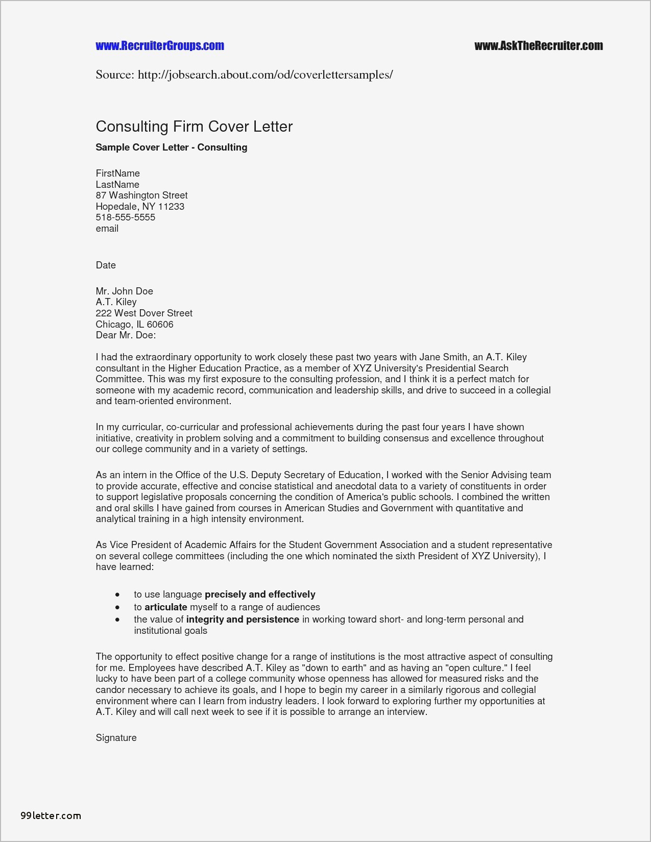 Letter Of Interest Template Microsoft Word - Business Letter Structure Elegant Business Letters Templates Valid