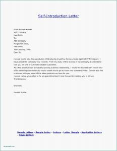 Letter Of Introduction Template for Employment - 20 Free Examples Cover Letters Model