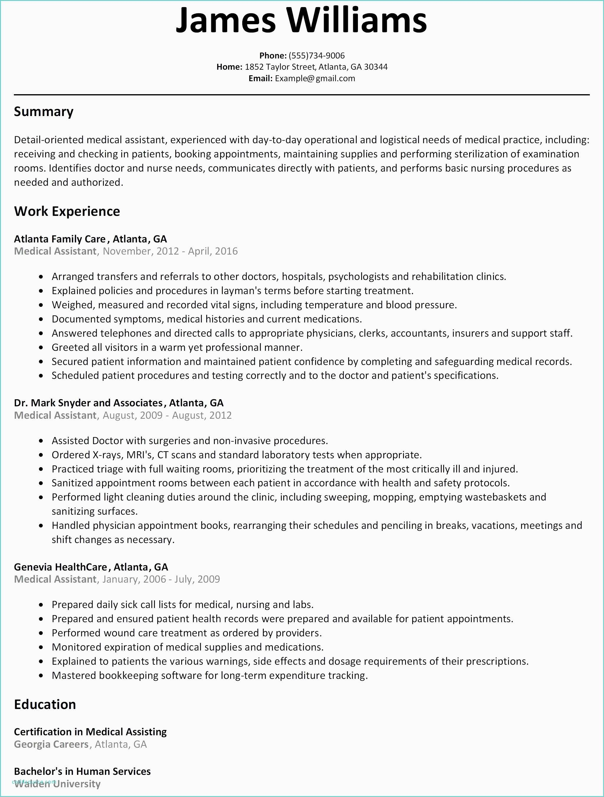 letter of medical necessity template speech therapy example-Medical Resume Sample New Receiving Clerk Resume Sample New Od Specialist Sample Resume Resume Beautiful Letter Medical Necessity 19-b