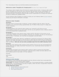 Letter Of Recommendation Sample Template - Fresh Letter Re Mendation for Graduate School Template