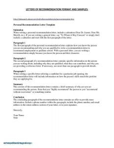 Letter Of Recommendation Scholarship Template - Re Mendation Letter Sample for Graduate School From Friend New Re