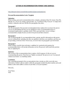 Letter Of Recommendation Template - Letter Re Mendation From A Doctor Save 2018 Letter format