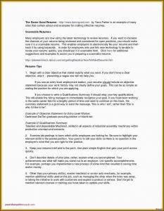 Letter Of Recommendation Template Doc - Bankruptcy Explanation Letter Elegant Free Student Resume Templates