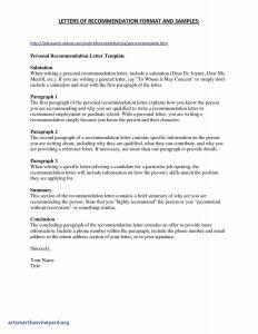 Letter Of Reference Template - 2018 Letter format Reference Nineseventyfve