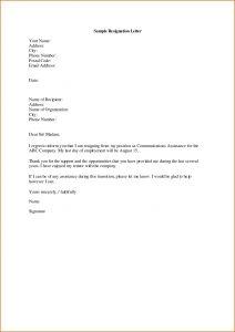 Letter Of Resignation Nursing Template - Sample Displaying 16 Images for Letter Of Resignation Sample toolbar