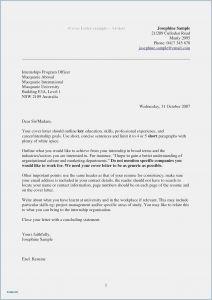 Letter Of Support Template - Resume Outline Sample Inspirational Pr Resume Template Elegant