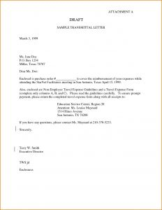 Letter Of Transmittal Template - Transmittal form Template Word Zaxa