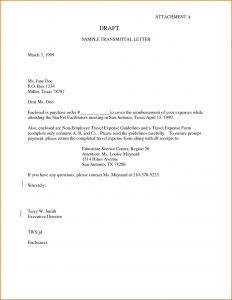 Letter Of Transmittal Template Engineering - Letter Transmittal Template Business Refrence Letter Transmittal