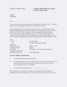 Letter Of Understanding Template Word - Letter Intent Vorlage
