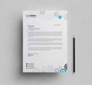 Letter Pad Design Template - Letter Headed Paper Design Template Valid Design Letterhead Template