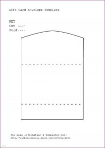 Letter Size Envelope Template - Letter Size Envelope Template Samples