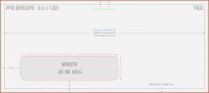 Letter Template for Window Envelopes - Unique 10 Window Envelope Template