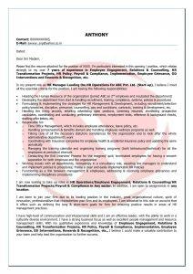 Letter to Legislator Template - Letter Introduction Template