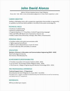 Letter to Legislator Template - 35 Awesome Sample Nursing Student Resume