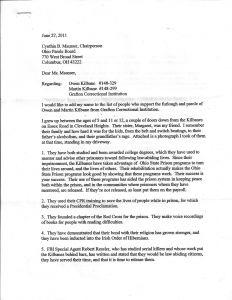 Letter to Parole Board Template - Letter to Creditors Regarding Furlough Fresh Sample Parole Support