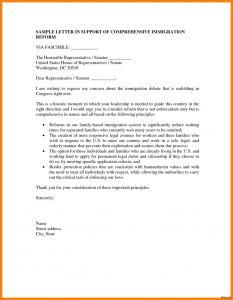 Letter to Parole Board Template - Letters to the Parole Board