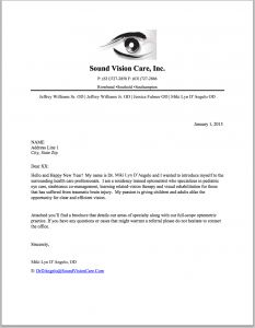 Letter to Referring Physician Template - Sample Doctor Referral Letter Template Collection