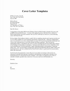 Letter to Teacher Template - Cover Letters for Teachers Inspirational Higher Education Cover