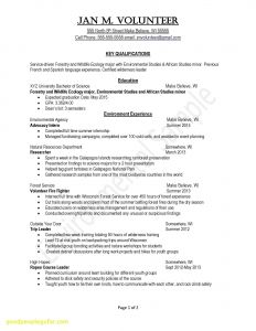 Letter to Teacher Template - 35 Fresh Sample Teacher Resume