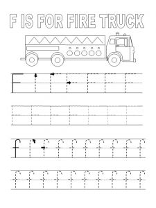 Letter Tracing Template - Alphabet Tracing Printables for Kids