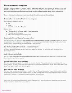 Libreoffice Letter Template - Amerikanischer Lebenslauf Vorlage Word 21 New Cover Letter for