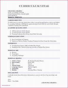 Libreoffice Letter Template - Amerikanischer Lebenslauf Vorlage Word Frisches Libreoffice