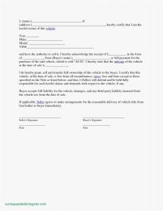 Lien Letter Template - Lien Letter Template Examples