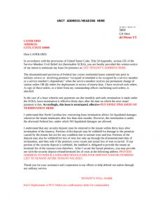 Liquidated Damages Letter Template - Mercial Lease Renewal Letter to Landlord Sample