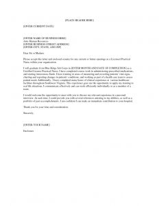 Lpn Cover Letter Template - Outstanding Cover Letter Samples for Lpns