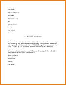 Maternity Leave Letter Template - Maternity Leave Letter Sampleternity Employer Appeal Letters Sample