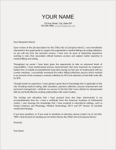Medical Clearance Letter Template - Medical Billing Cover Letter New Job Fer Letter Template Us Copy Od