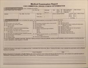 Medical Clearance Letter Template - Health and Wellness Certification Sample Texas Dot Medical Examiner