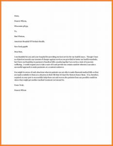 Medical Necessity Appeal Letter Template - Medical Billing Dispute Letter Template Save Medical Appeal Letters