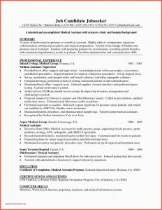 Medical Scribe Cover Letter Template - Medical assistant Cover Letter Templates Free Medical Scribe Cover