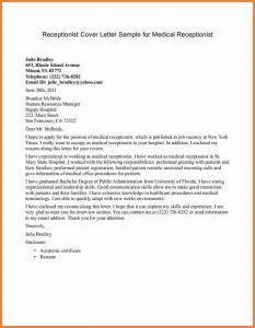 Medical Scribe Cover Letter Template - Medical Scribe Cover Letter