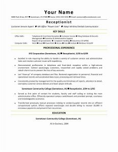 Microsoft Word Cover Letter Template - Resume Microsoft Word Fresh Resume Mail format Sample Fresh