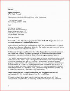 Microsoft Word Professional Letter Template - Microsoft Word Letter Re Mendation Template Collection
