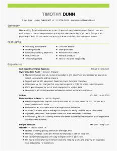 Missionary Letter Template - Fix My Resume Lovely Fresh Entry Level Resume sorority Resume 0d How