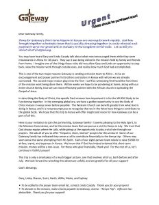 Missionary Support Letter Template - Missionary Prayer Letter Template Samples