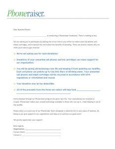 Monetary Donation Letter Template - Free Donation Letter Template Free Creative Business Donation Letter