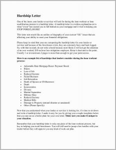 Mortgage Reinstatement Letter Template - Pre foreclosure Letter to Homeowner Inspirational Financial Hardship