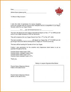 Mothers Day Letter Template - 55 Collection Notary Letter Template