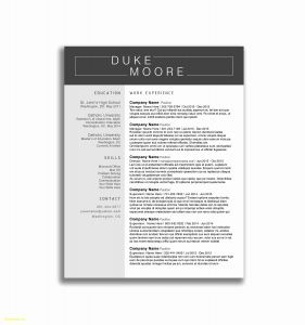 Ms Word Resume Cover Letter Template - Cna Cover Letter Examples Awesome Cna Resume Template Microsoft Word