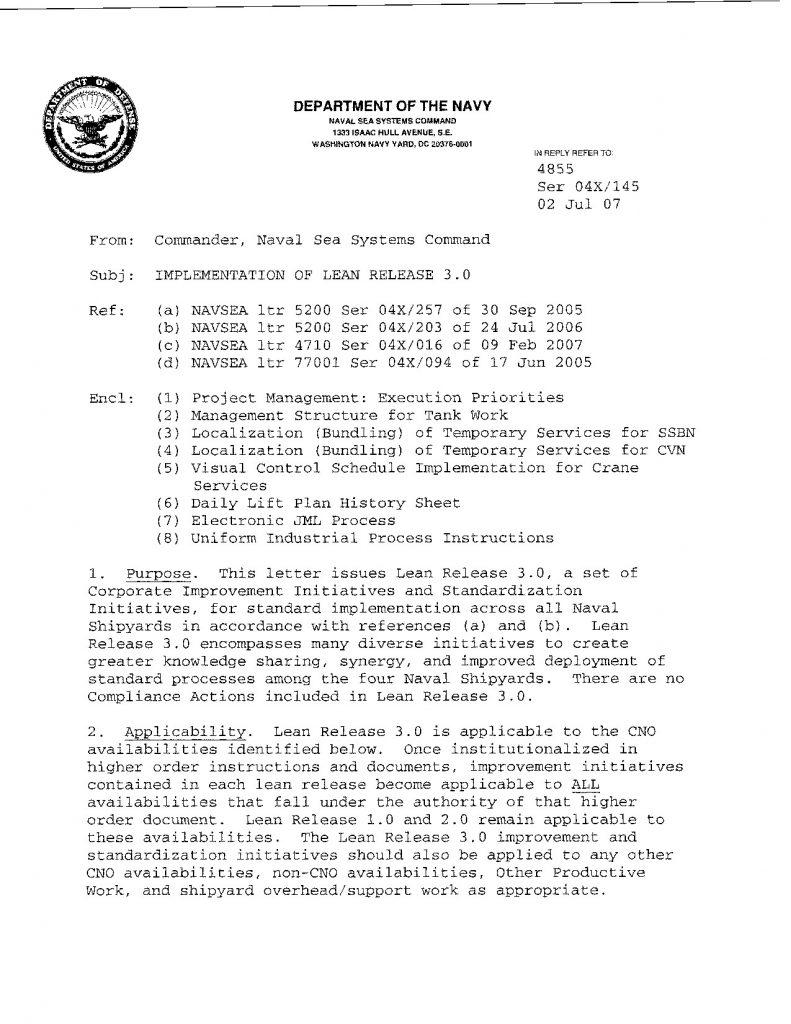 navy designation letter template example-naval letter format template 2-k