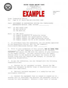 Navy Letter format Template - Standard Naval Letter format Letter Re Mendation New Ficial