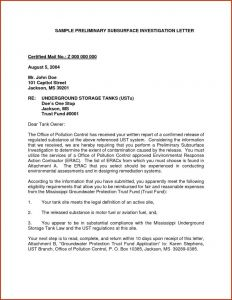 Non Compliance Letter Template - Letter format for Samples Valid Sample Business Letter Separation